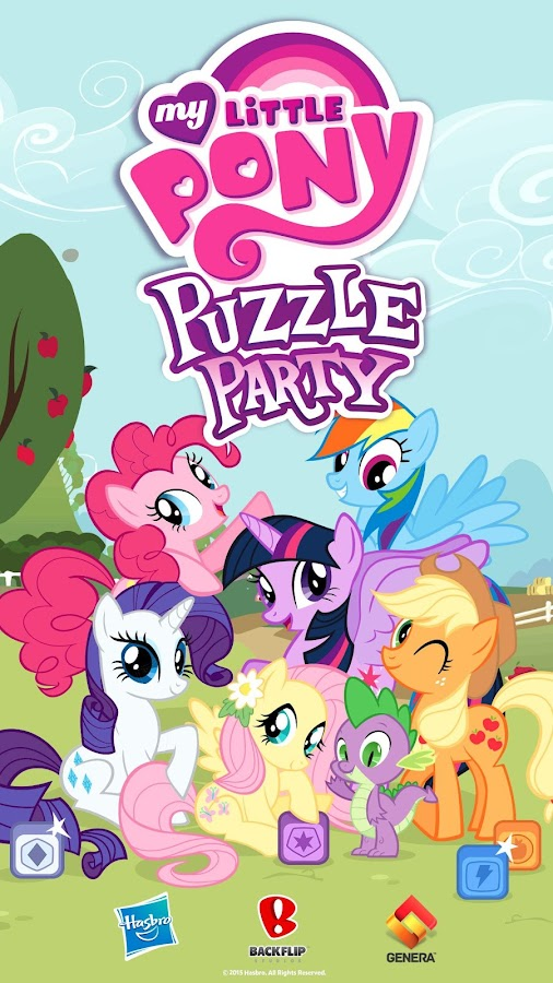 My Little Pony: Puzzle Party Screenshot 13