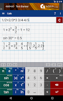Screenshot of Graphing Calculator by Mathlab