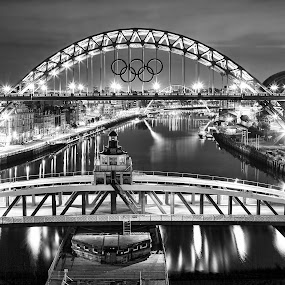 Tyne  by Sam Baxter - City,  Street & Park  Skylines