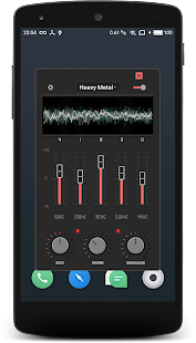 Powerful Equalizer - Bass Booster & Volume Booster