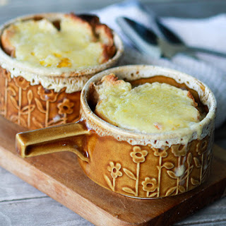 Slender French Onion Soup