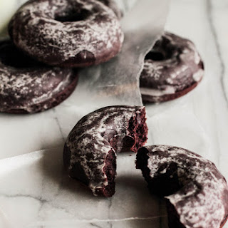 Chocolate Cake Doughnuts Recipes