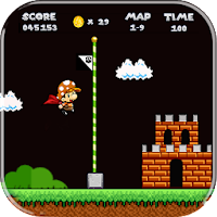 Classic Mario HD For PC (Windows And Mac)