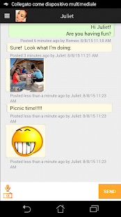 WWChat - Chat & Messenger - screenshot