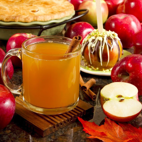 Non-Alcoholic Apple Cider
