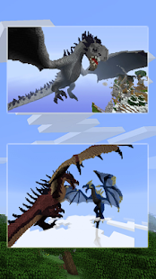 Dragon MOD For MCPE - screenshot