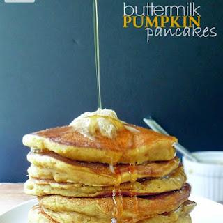Buttermilk Pumpkin Pancakes Recipes