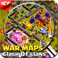 Download War Clash of Clans Maps 2017 APK for Android Kitkat