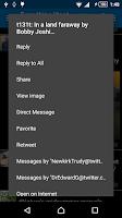 Screenshot of AndStatus