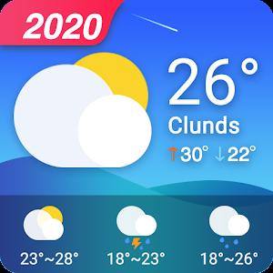 Weather Forecast - Live Weather & Radar & Widget For PC (Windows & MAC)