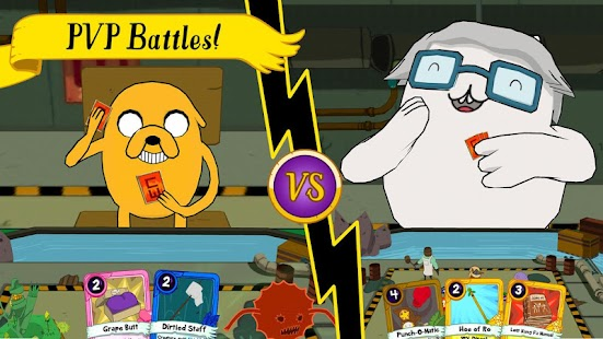 Game Card Wars Kingdom APK for Windows Phone