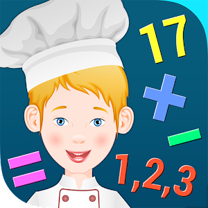 Kids Chef - learn Math Icon