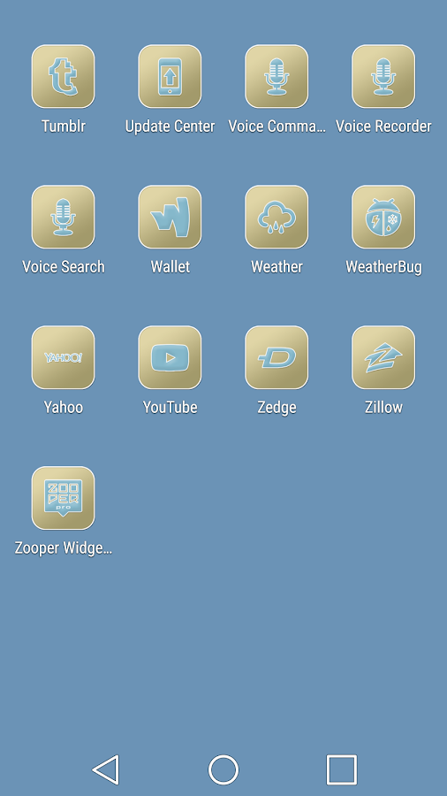Pastel Collection 6 Icon Pack Screenshot 7