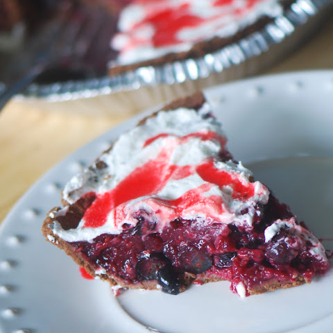 Weight Watchers Berry Pie