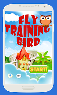 Fly Training Bird - screenshot