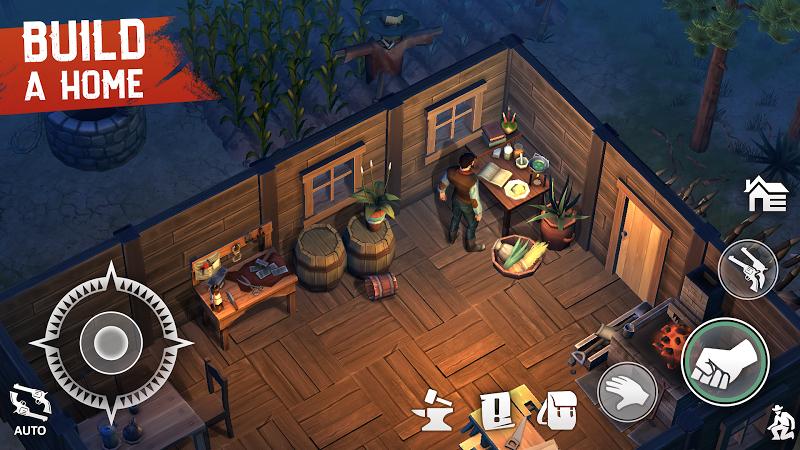 Westland Survival - Be a survivor in the Wild West Screenshot 1