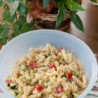 Simple Pasta Salad Dressing Recipes