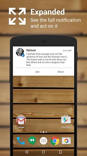 NotifierPro Heads-up - screenshot