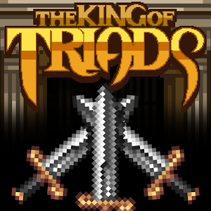 Cover art The King of Triads