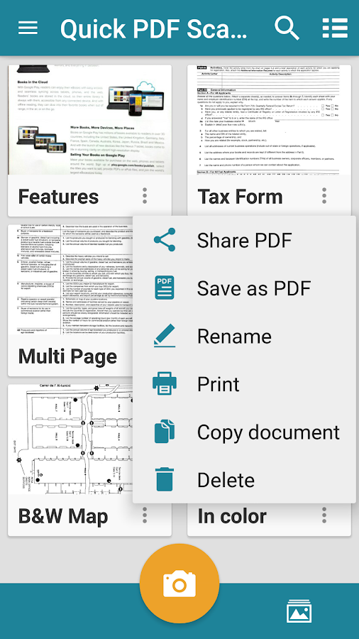 Quick PDF Scanner Pro Screenshot 5