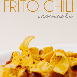 Chili Cheese Frito Casserole Recipes