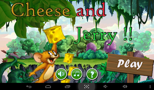 sweet cheese and Jerry - screenshot