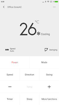 Mi Remote Controller For TV/AC APK screenshot thumbnail 2