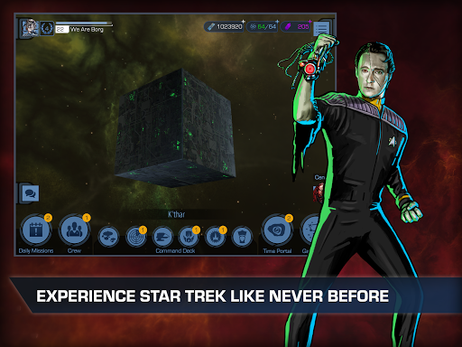 Star Trek Timelines screenshot 7
