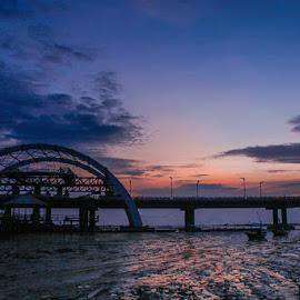 sunrise by Saiful Bachri - Landscapes Sunsets & Sunrises