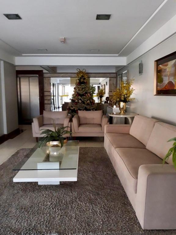 Apartamento com 4 dormitórios à venda, 186 m² por R$ 750.000 - Jardim Oceania - João Pessoa/PB