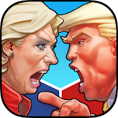 App Shadow Ink: Trump vs Clinton APK for Windows Phone