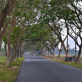 by Dian Nandang Herdiansyah - City,  Street & Park  Street Scenes