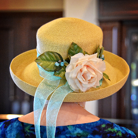 heather's hat by Lennie L. - Artistic Objects Clothing & Accessories
