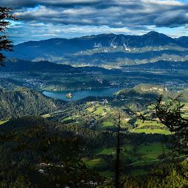 Lepa dežela by Bojan Kolman - Landscapes Travel