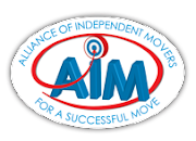 Alliance of Independent Movers Logo