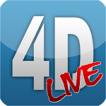 Live 4D Singapore Icon