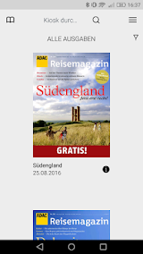 ADAC Reisemagazin Digital Apk Download Free for PC, smart TV