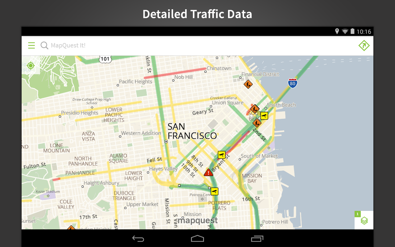 Mapquest Gps Navigation Maps Android Apps On Google Play