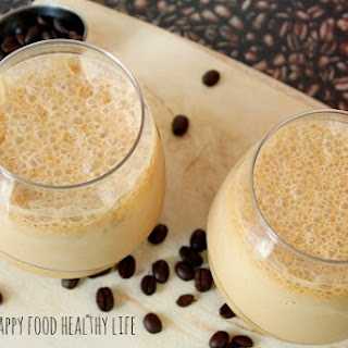 Coconut Latte Smoothie