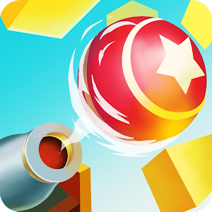 Color ball blast:merge tank and knock down blocks For PC (Windows And Mac)