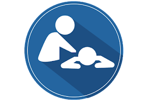 Patient Massage Icon