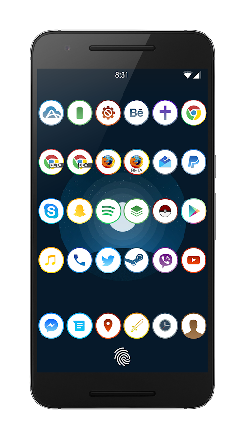 Ceres - Modern Icon Pack Screenshot 4