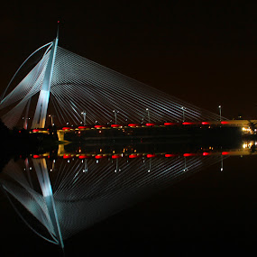 putrajaya jambatan seri wawasan by Raz Adyza - Buildings & Architecture Bridges & Suspended Structures