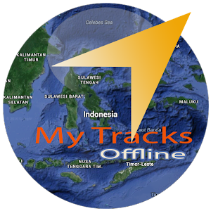 GPS MyTracks Offline  1.6