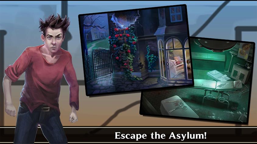 Adventure Escape: Asylum Screenshot