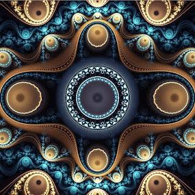 by Jasna Strbac - Illustration Abstract & Patterns