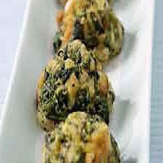 Spinach Ball Appetizers