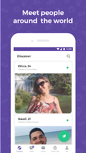 Travel dating: YourTravelMates for pc