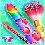 Candy Makeup - Sweet Salon APK for Blackberry