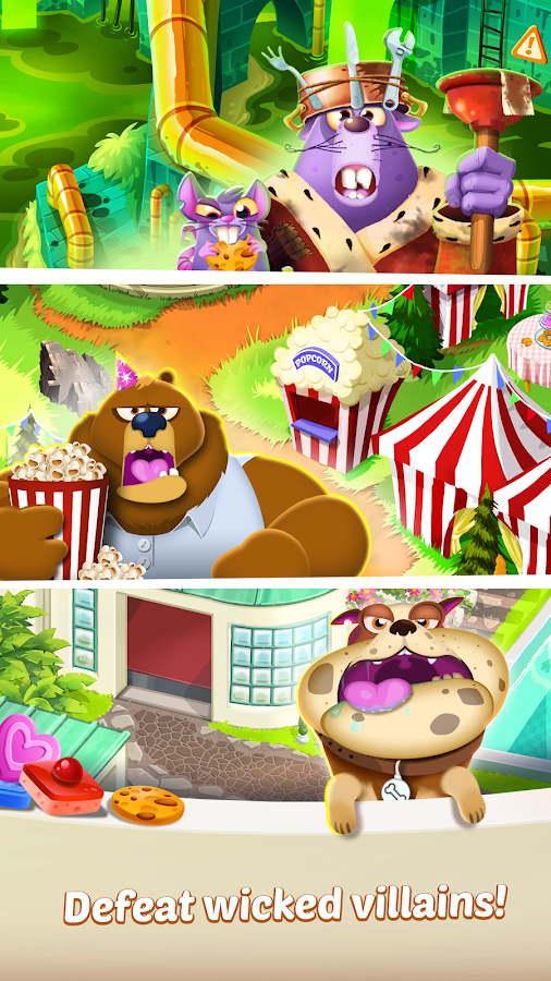 Cookie Cats Screenshot 2